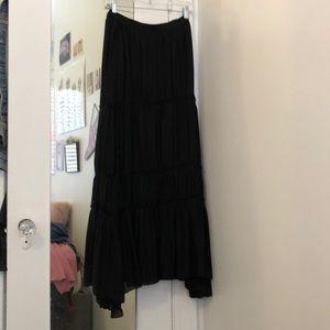 Elizabeth & James maxi skirt